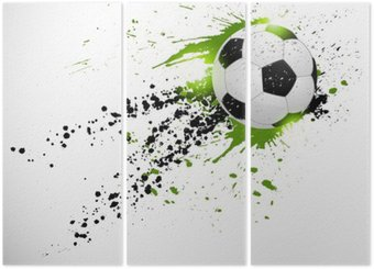 Tryptyk Projekt piłka nożna