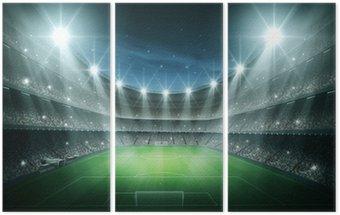 Tryptyk Światło Stadium