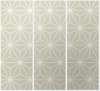 Wektor bez szwu tekstury wzór geometryczny