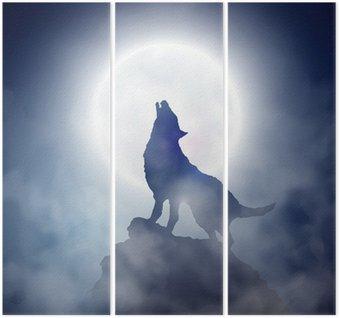 Tryptyk Wycie wilka