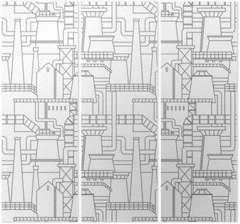 Tryptyk Wzoru przemysłowego miasta