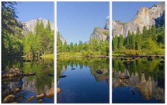Tryptyk Yosemite