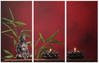 Tryptyk Zen koncepcja