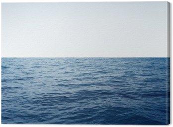 Tuval Baskı Okyanus arka plan
