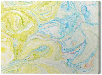 Tuval Baskı Soyut boya arka plan