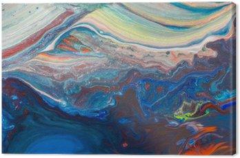 Tuval Baskı Textura abstrata de fundo.