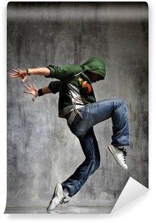 Tvättbar Fototapet Dans