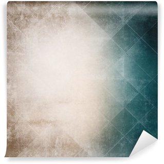 Tvättbar Fototapet Grunge bakgrund
