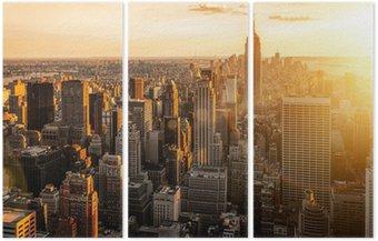 Üç Parçalı New York