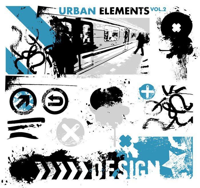 urban elements vol. 2