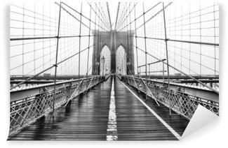 Joen silta Vinyyli Valokuvatapetti