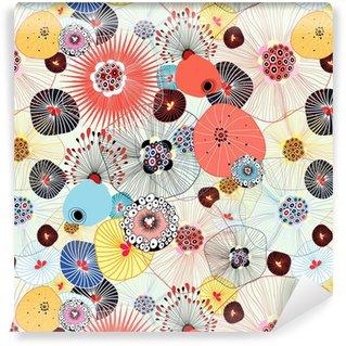 Abstrakt tekstur Vaskbare Tapet