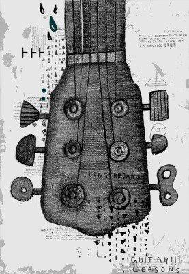 Pixerstick para Todas las Superficies Гриф от гитары