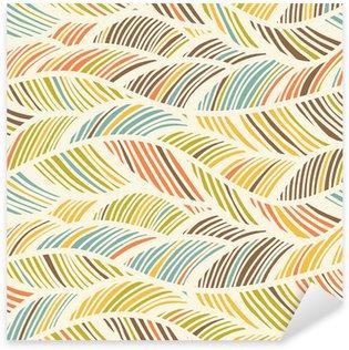 Vinilo Pixerstick Abstract Pattern