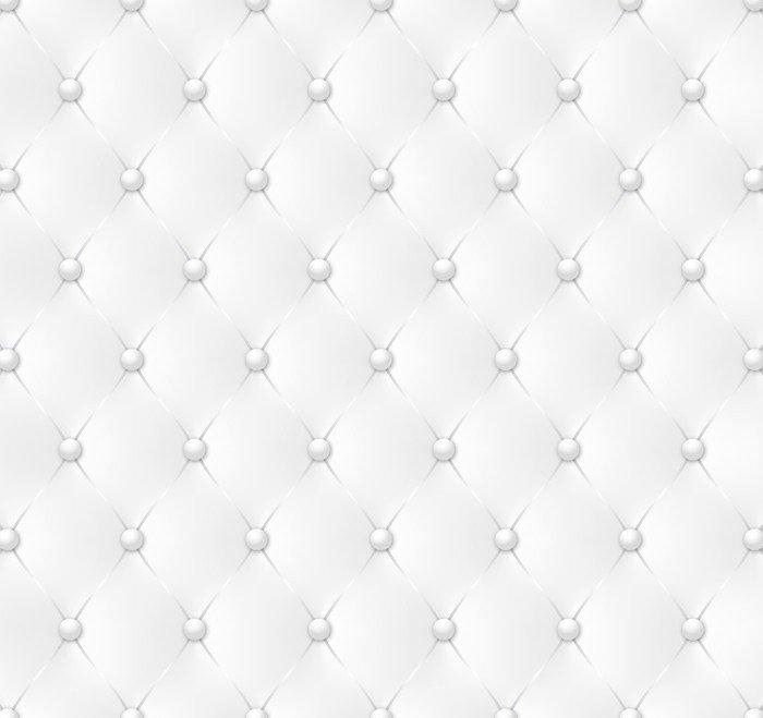 Vinilo pixerstick acolchado blanco 1 pixers vivimos for Vinilos pared blancos