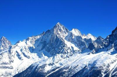 Pixerstick para Todas las Superficies Aiguille Verte - Mont Blanc (Alta Saboya)