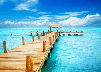 Pixerstick para Todas las Superficies Alquiler de vacaciones en Tropic Paradise. Embarcadero en Isla Mujeres, México