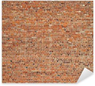 De ladrillo interesting old british brick i ladrillo - Como se hace una pared de ladrillos ...