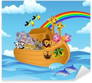 Pixerstick para Todas las Superficies Arca de Noé