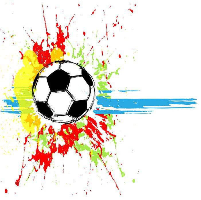 Vinilo pixerstick arte contempor neo fondo de f tbol for Fondos de futbol
