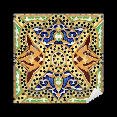 Vinilo pixerstick azulejos tradicionales de porto pixers for Azulejos pvc autoadhesivos