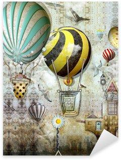 Pixerstick para Todas las Superficies Balloon carrera