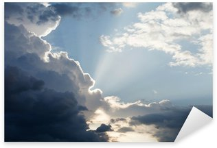 Pixerstick para Todas las Superficies Dramatic sky