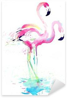 Pixerstick para Todas las Superficies Flamingo
