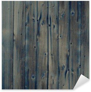 Vinilo Pixerstick Fondo de madera Vintage