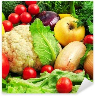 Pixerstick para Todas las Superficies Frutas y hortalizas frescas