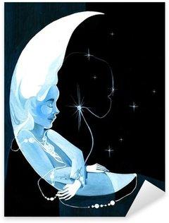 Pixerstick para Todas las Superficies Hada luna