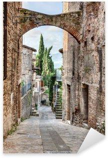Pixerstick para Todas las Superficies Italiano antiguo callejón