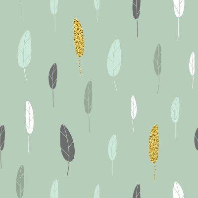 Pixerstick para Todas las Superficies Leaf patrón
