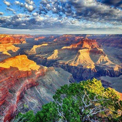 Pixerstick para Todas las Superficies Luz de la mañana en el Grand Canyon