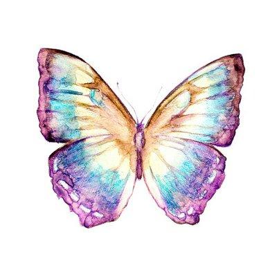 Pixerstick para Todas las Superficies Mariposas diseño