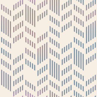 Pixerstick para Todas las Superficies Modelo inconsútil abstracto geométrico del vector Chevron. malla backgro