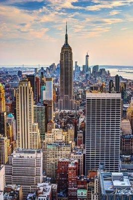 Pixerstick para Todas las Superficies New York City en la oscuridad