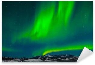 Pixerstick para Todas las Superficies Northern Lights (Aurora Borealis)