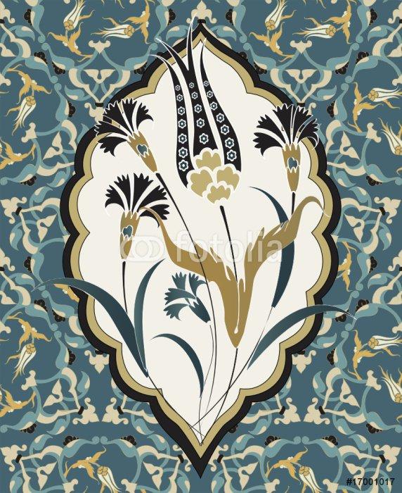 Vinilo pixerstick otomano antiguo sucio del papel pintado - Papel pintado antiguo ...