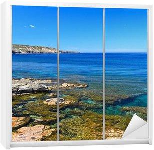 Fotomural cerdea costa en la isla de san pietro pixers vinilo para armario cerdea costa en la isla de san pietro sciox Gallery