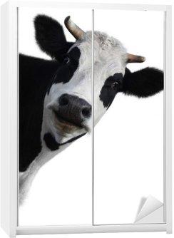 Vinilo para Armario Vaca