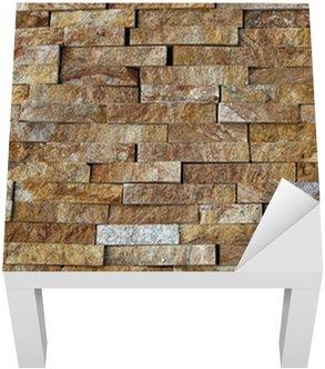 elegant vinilo para mesa lack piezas de piedra natural azulejos para paredes with piedra natural para paredes - Paredes De Piedra Natural