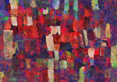 Pixerstick para Todas las Superficies Pintura del arte abstracto