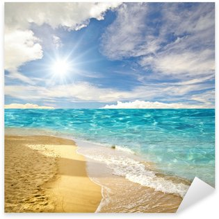 Pixerstick para Todas las Superficies Playa Caribbean Dream