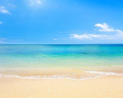 Pixerstick para Todas las Superficies Playa y mar tropical