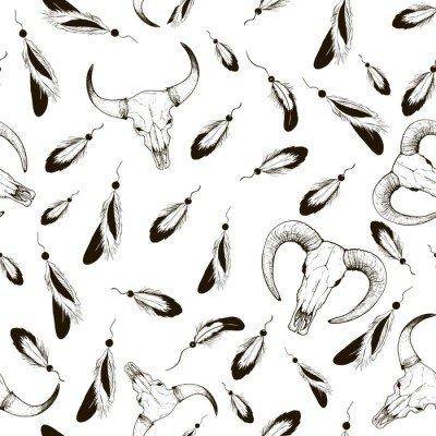 Pixerstick para Todas las Superficies Plumas de dibujo y modelo de la vaca cráneo ovejas