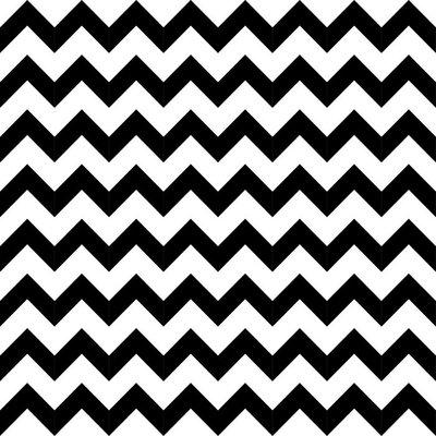 Pixerstick para Todas las Superficies Resumen sin patrón geométrico zigzag. vector