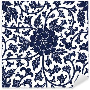 Vinilo Pixerstick Seamless patrón chino