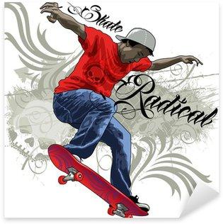 Pixerstick para Todas las Superficies Skate Radical