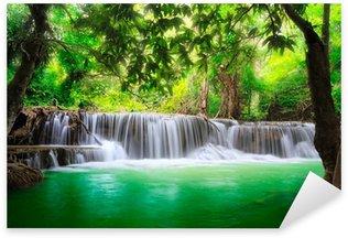 Pixerstick para Todas las Superficies Tailandia cascada en Kanjanaburi
